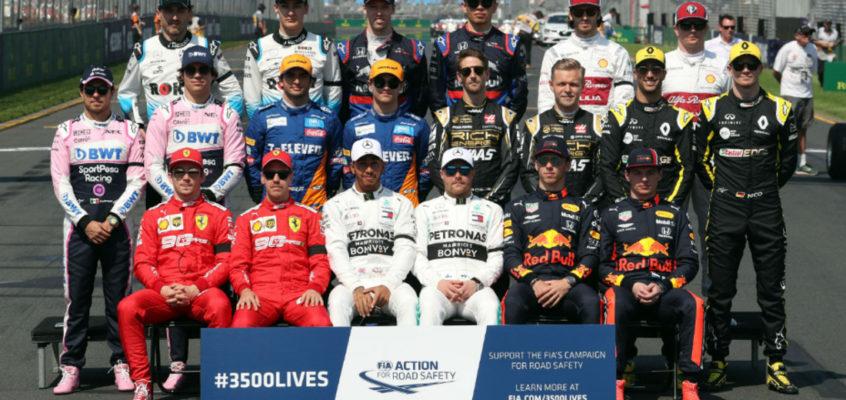 Los sueldos de los pilotos de la Fórmula 1 de 2019