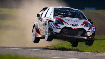 foto: El arma 'secreta' de Toyota para (intentar) ganar el Mundial de Rallys