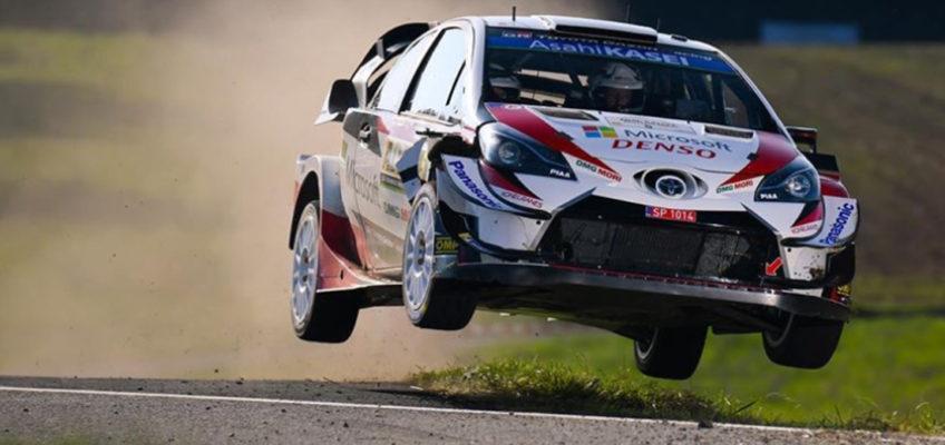 El arma 'secreta' de Toyota para (intentar) ganar el Mundial de Rallys