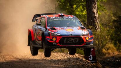 foto: Calendario del Mundial de Rallys 2020