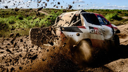 foto: Fernando Alonso 'debuta' en los rally-raids… en Sudáfrica