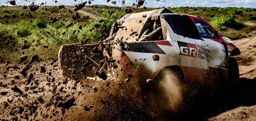 Fernando Alonso 'debuta' en los rally-raids… en Sudáfrica
