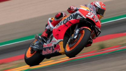 foto: Los 'secretos' de Márquez para arrasar en MotoGP 2019