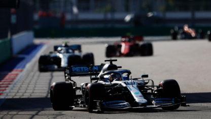 foto: GP de Rusia de F1 2019: Vettel 'propicia' la victoria de Hamilton