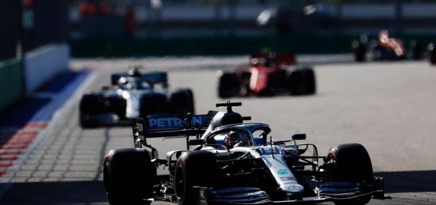 GP de Rusia de F1 2019: Vettel 'propicia' la victoria de Hamilton