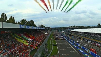 foto: Previo GP de Italia F1 2019: Monza, territorio Ferrari