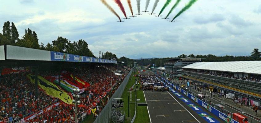 Previo GP de Italia F1 2019: Monza, territorio Ferrari