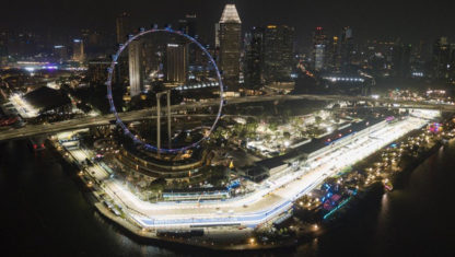 foto: Previo GP Singapur F1 2019: Batalla nocturna en la bahía