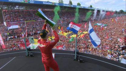 foto: GP Italia F1 2019: Triunfo apoteósico de Leclerc