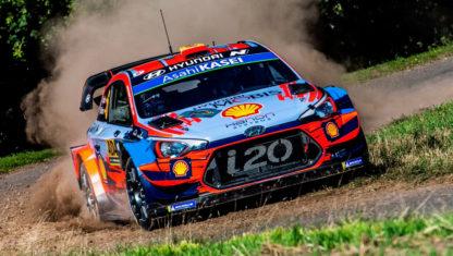 foto: Dani Sordo correrá el Rally de España 2019 con Hyundai