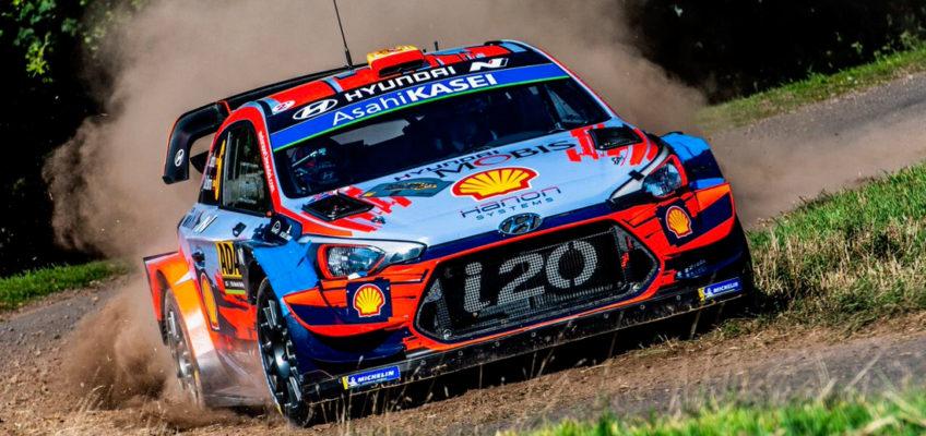 Dani Sordo correrá el Rally de España 2019 con Hyundai