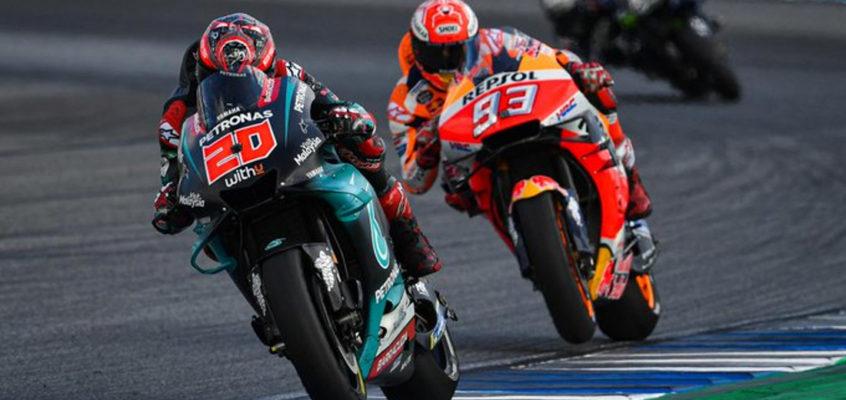 Previo GP de Japón MotoGP 2019: Márquez estrena corona