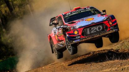 foto: Dani Sordo competirá en el Rally de Australia 2019
