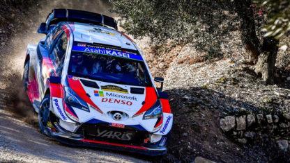 foto: Rally España 2019: Tänak, Campeón del WRC en Cataluña
