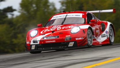 foto: El homenaje secreto de los Porsche 911 RSR 'Coca-Cola'