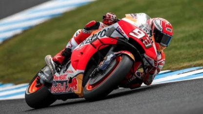 foto: GP Australia MotoGP 2019: Victoria y nuevo récord de Márquez