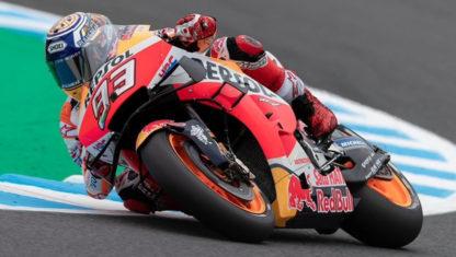 foto: GP Japón 2019: Márquez corona a Honda con el Título de Constructores