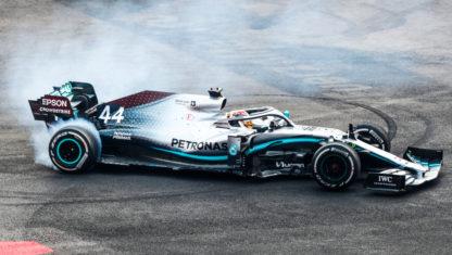 foto: GP México F1 2019: Hamilton, a un paso del título