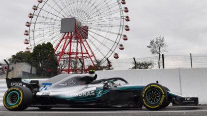 foto: Previo GP de Japón F1 2019
