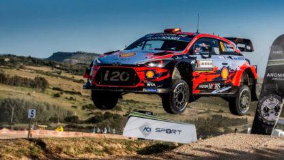 foto: Dani Sordo renueva con Hyundai para el WRC 2020