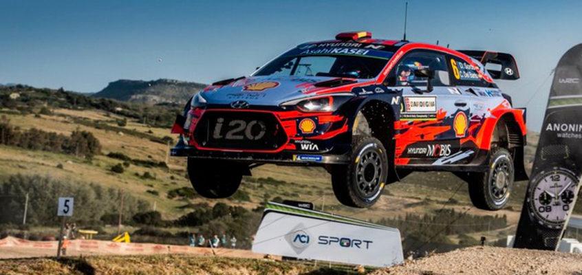 Dani Sordo renueva con Hyundai para el WRC 2020