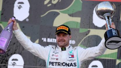 foto: GP Japón F1 2019: Victoria de Bottas y Corona de Constructores para Mercedes