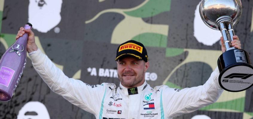 GP Japón F1 2019: Victoria de Bottas y Corona de Constructores para Mercedes
