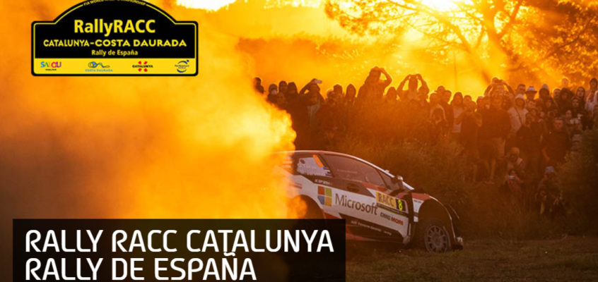 El Rally de España 2019, en el aire por la crisis en Cataluña