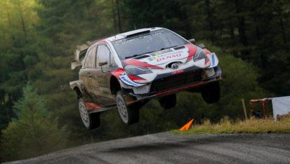 foto: Rally Gran Bretaña-Gales 2019 WRC: Tänak pone rumbo al título