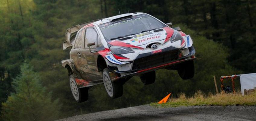 Rally Gran Bretaña-Gales 2019 WRC: Tänak pone rumbo al título