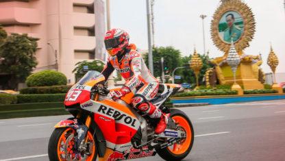 foto: Previo GP de Tailandia MotoGP 2019: Primer 'match ball' para Márquez