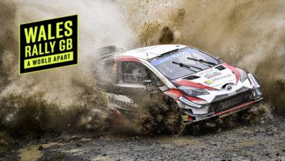 foto: Previo Rally de Gran Bretaña-Gales 2019 WRC: Tänak defiende el liderato