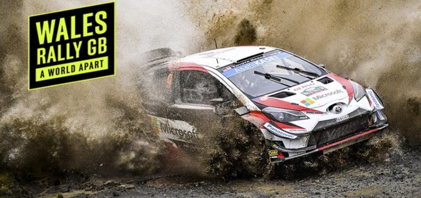 Previo Rally de Gran Bretaña-Gales 2019 WRC: Tänak defiende el liderato