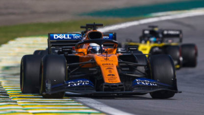 foto: GP de Brasil F1 2019: Victoria de Verstappen y ¡primer podio de Sainz!