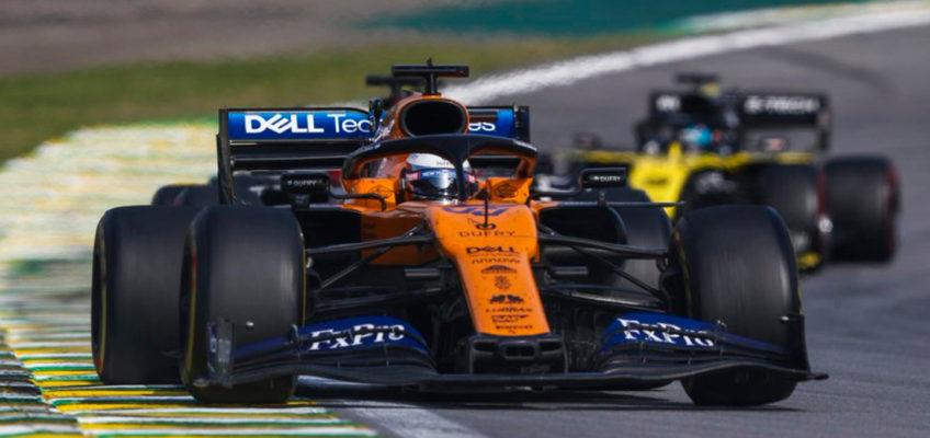 GP de Brasil F1 2019: Victoria de Verstappen y ¡primer podio de Sainz!