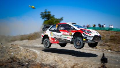foto: El dilema de Toyota para el WRC 2020… sin Tänak