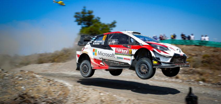 El dilema de Toyota para el WRC 2020… sin Tänak