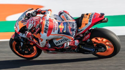 foto: GP Valencia MotoGP 2019: Márquez, victoria y Triple Corona en el adiós de Lorenzo