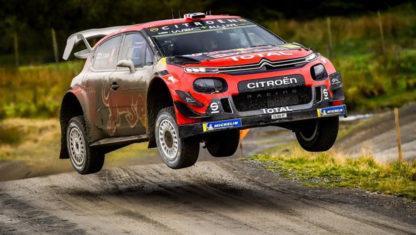 foto: Citroën abandona el WRC tras la marcha de Ogier