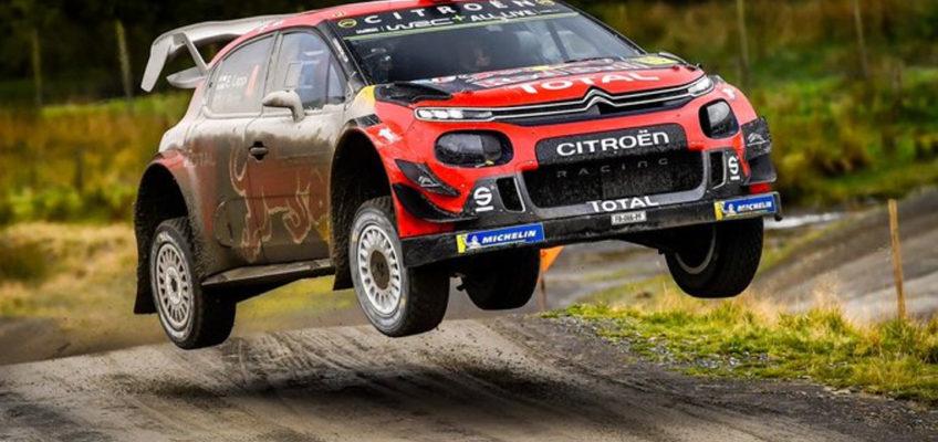 Citroën abandona el WRC tras la marcha de Ogier