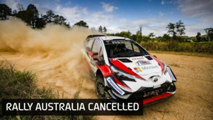 foto: El Rally de Australia, cancelado por los incendios