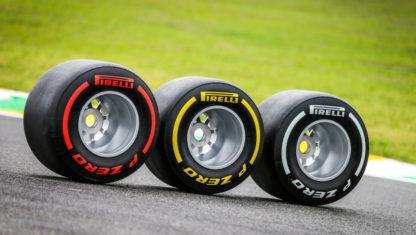 foto: Los neumáticos de F1 de 2019 se mantendrán en 2020