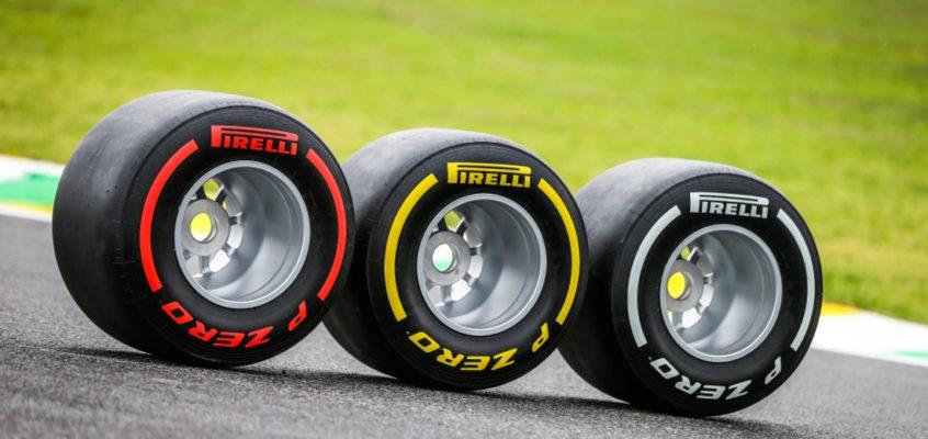 Los neumáticos de F1 de 2019 se mantendrán en 2020