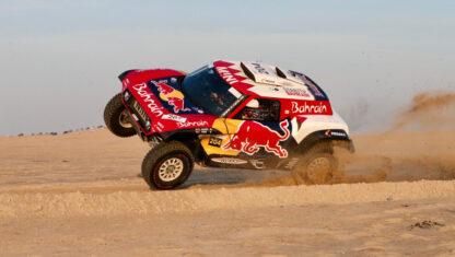 """foto: Sainz sobre el Dakar: """"Vamos a plantar cara a Toyota"""""""
