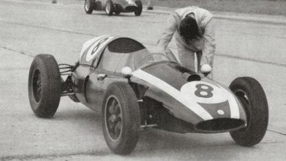 foto: 60 años de una gesta única en la Fórmula 1
