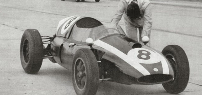 60 años de una gesta única en la Fórmula 1