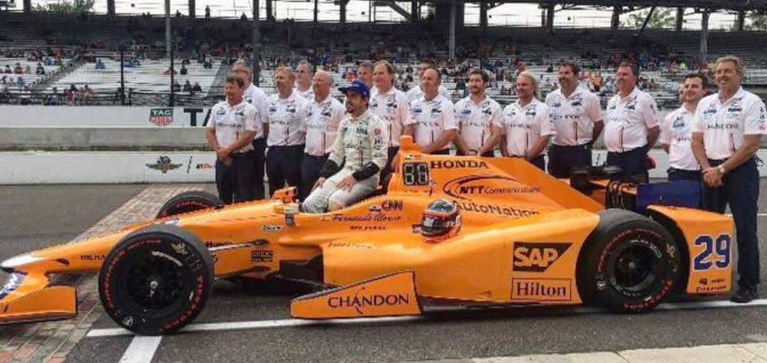 Alonso correrá las 500 Millas de Indianápolis en 2020