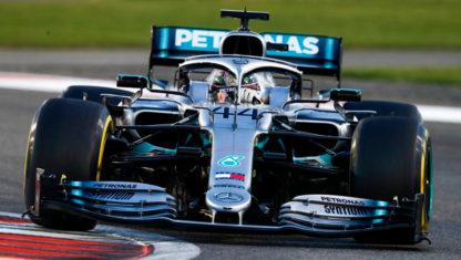foto: GP de Abu Dabi F1 2019: Triunfo cómodo de Hamilton y Sainz, sexto del Mundial