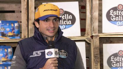 """foto: Carlos Sainz: """"Soy un Carlos que jamás se había visto en la F1"""""""