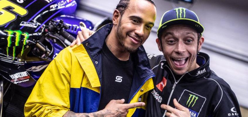 Ya está aquí el duelo entre Hamilton y Rossi